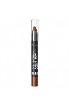 Rimmel Scandaleyes Waterproof Eyeshadow Pen Bad Girl Bronze 003 (3 Units)