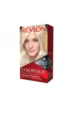 Revlon Colorsilk Beautiful Color Permanent 3D Hair Colour - 05 Ultra Light Ash Blonde (3 Units )