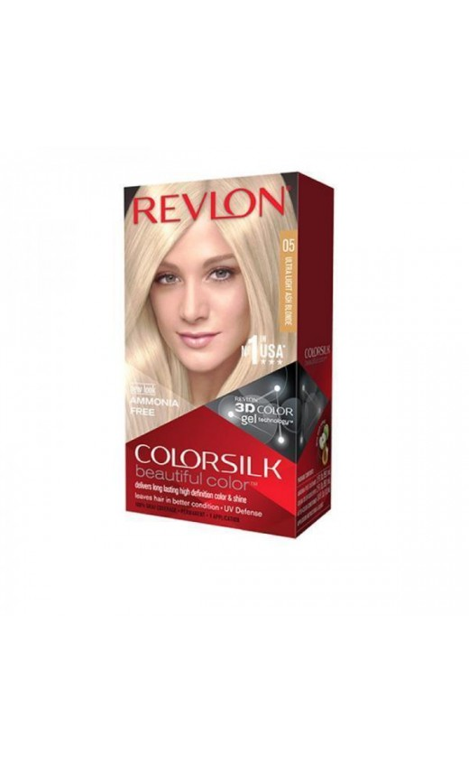 Revlon Colorsilk Beautiful Color Permanent 3d Hair Colour