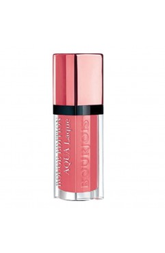Bourjois Rouge Edition Aqua Laque Lipstick CARDED - 08 Babe Idole