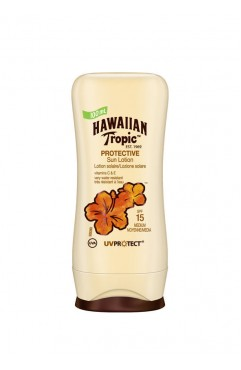 Hawaiian Tropic Mini Sun Lotion SPF 15 + 100ml (Each )