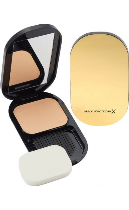Max Factor Facefinity Compact Pressed Powder 10g - 003 Natural (6 Units )