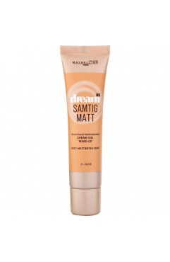 Maybelline Dream Samtig Matt Foundation  - 21 Nude (3 Units )