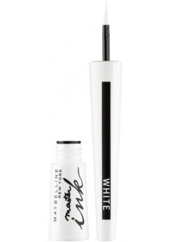 Maybelline Master Ink 11 Matte White Eyeliner (12 UNITS)