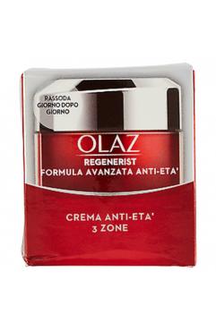 Olaz Regenerist AntiAge 3 Zones Moisturizer 15 ml X 4