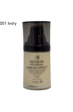 Revlon PhotoReady Airbrush Effect Makeup Foundation - Ivory 001 ( 3 Units )