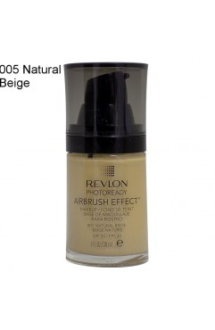 Revlon PhotoReady Airbrush Effect Makeup Foundation - Natural Beige 005 (3 Units )