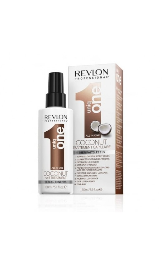 Revlon Professional Unique All In One Hair Treatment 150ml -  Coconut  (Each )