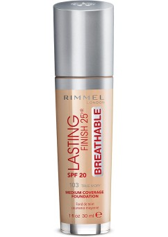 Rimmel London Lasting Finish Breathable Foundation 30ml  - 103 True Ivory (Each )