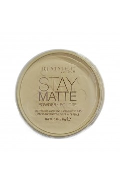 Rimmel Stay Matte Powder 14g - 004 Sandstorm (3 UNITS)