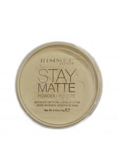 Rimmel Stay Matte Powder 14g - 004 Sandstorm (3 UNITS)