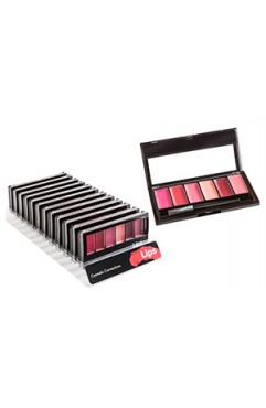 Royal Cosmetic Connections Lip Palette (12 Units)