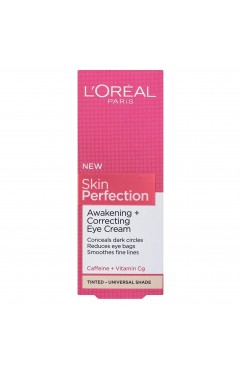 L'Oreal Paris Skin Perfection Awakening Eye Cream 15ml (6 Units )