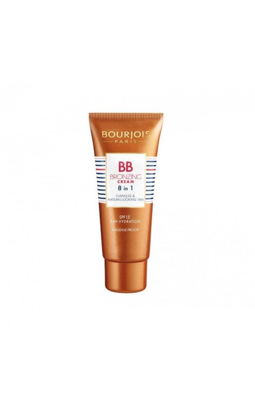 Bourjois Bronzing 8 in 1 BB Cream Fair 01 ( 3 Units )