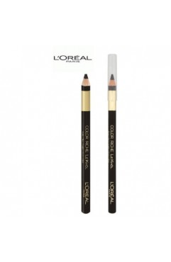 L'Oreal Color Riche Le Kohl Eyeliner Pencil - 101 Midnight Black (6 Units )