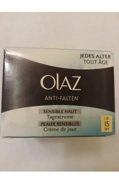 Olaz Anti Sensitive Falten High vanishing Sensitive Skin Day Cream Italian (Each )