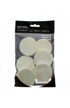 Royal 6 Piece Makeup Blenders ( 6 Units )