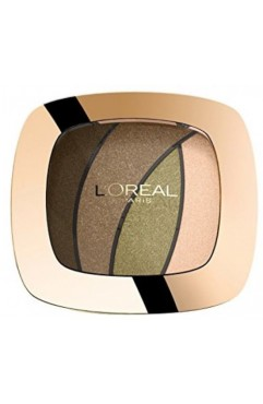 Loreal Color Riche Quad S6 Jungle Jade (6 Units )