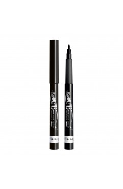Rimmel Scandaleyes Waterproof Kohl Kajal Eyeliner - Sparkling Black 002 ( 3 Units )