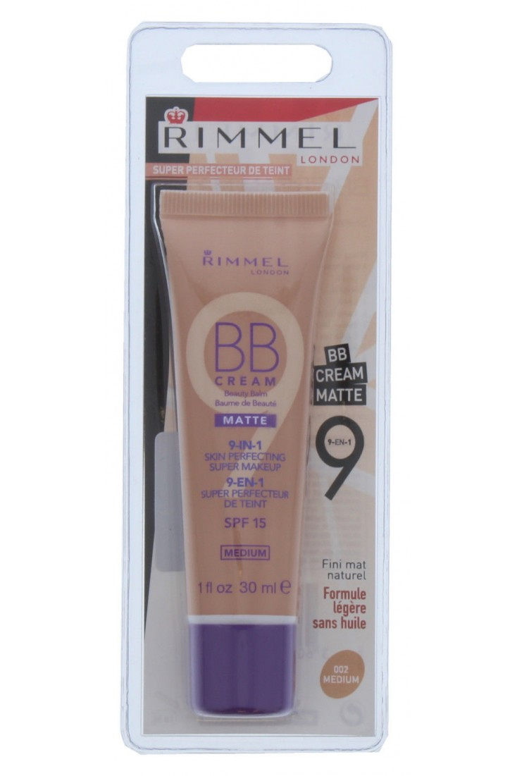 Rimmel Matte 9-In-1 Skin Perfecting