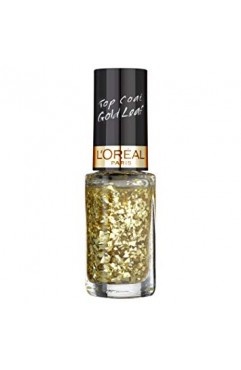 L'Oreal Color Riche Top Coat Nail Polish 5ml Woodstock Calling 935 (3 Units )